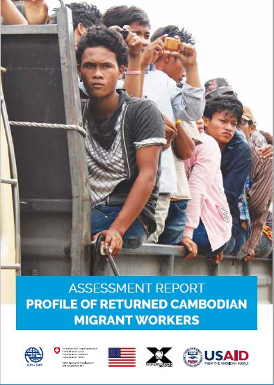 Assessment Report On Profile Of Returned Cambodian Migrant Workers